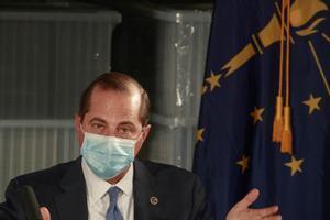 El secretari de Salut dels EUA dimiteix per la «lenta resposta» a l'assalt al Capitoli