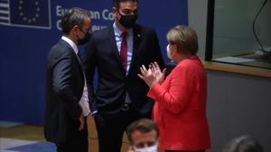 La UE fa un gran salt coixejant
