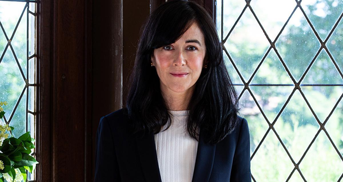 La presidenta de la SEPI, Belén Gualda.