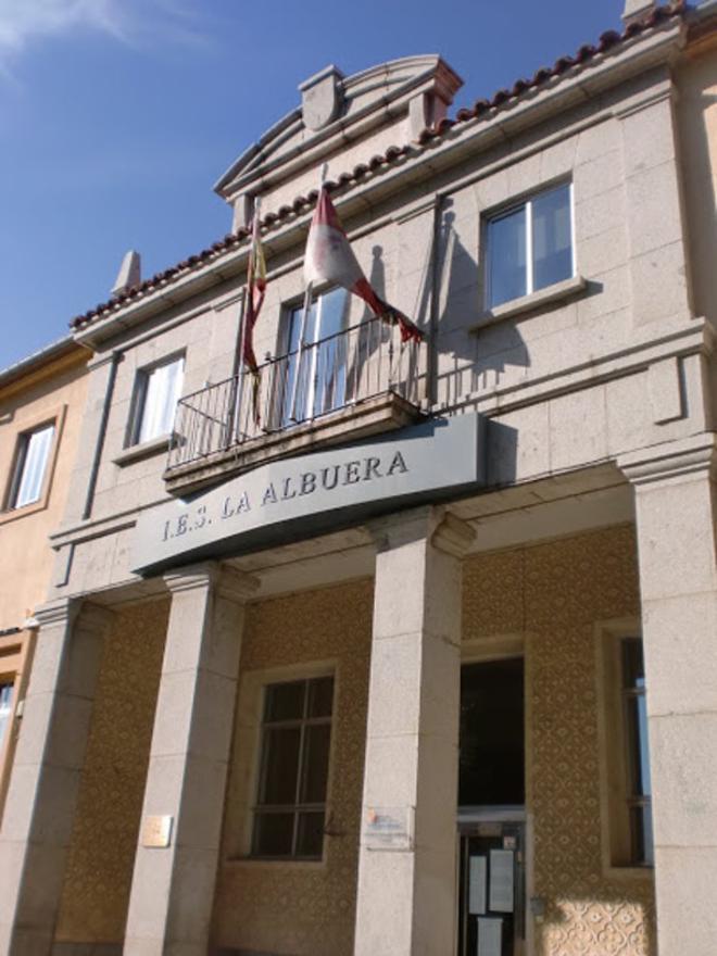 IES La Albuera, de Segovia.