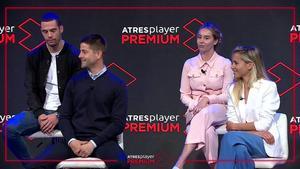 Rueda de prensa de Atresplayer Premium