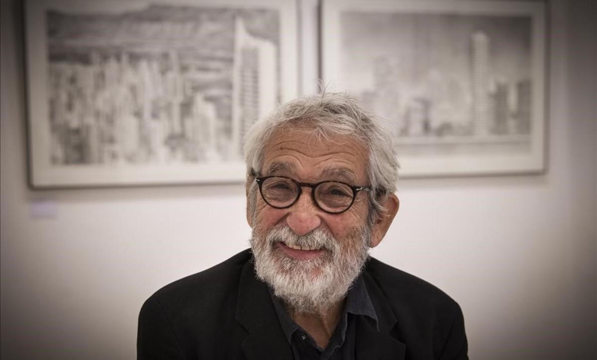 Oscar Tusquets, en una foto de archivo.