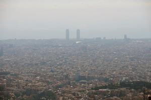Gairebé l'11% de les morts a Espanya estan causades per la contaminació
