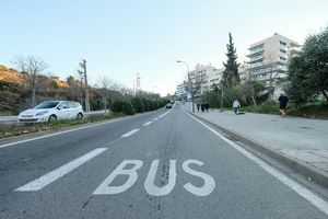 El nou carril bus de Sant Boi compatibilitzarà la mobilitat sostenible amb les necessitats de la ciutadania