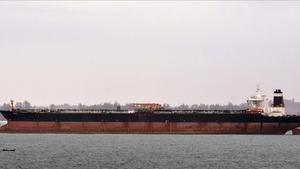 Aturat a Gibraltar un superpetrolier que transportava petroli a Síria, vulnerant les sancions de la UE