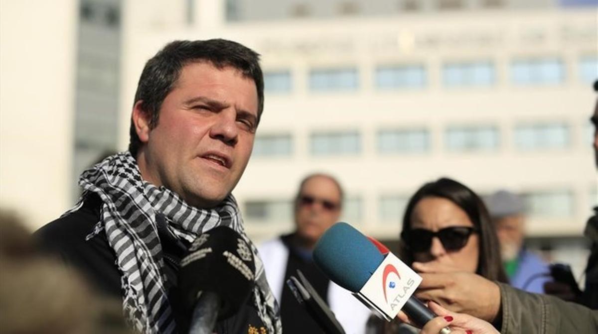 """Busqueta: """"¿Vamos a sacrificar todo el proyecto de la CUP por la mierda del Parlament?"""""""