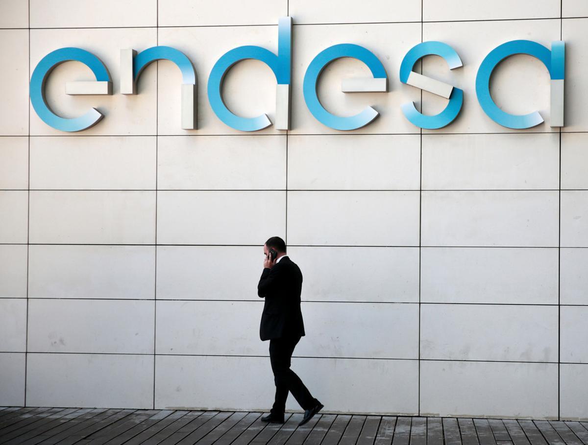 La sede de Endesa en Madrid.