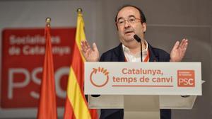 Iceta tanca el congrés demanant reconèixer Catalunya com a nació