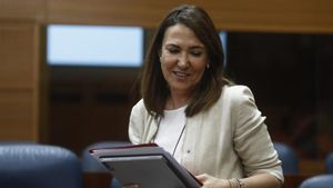 La hermana de Ignacio González deja de ser portavoz adjunta en la Asamblea