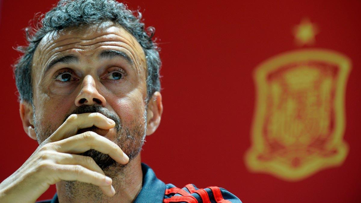 Luis Enrique deja la Roja y Robert Moreno pasa a ser seleccionador.