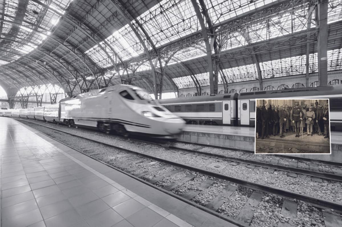 Volver a la magia de la Estación de Francia