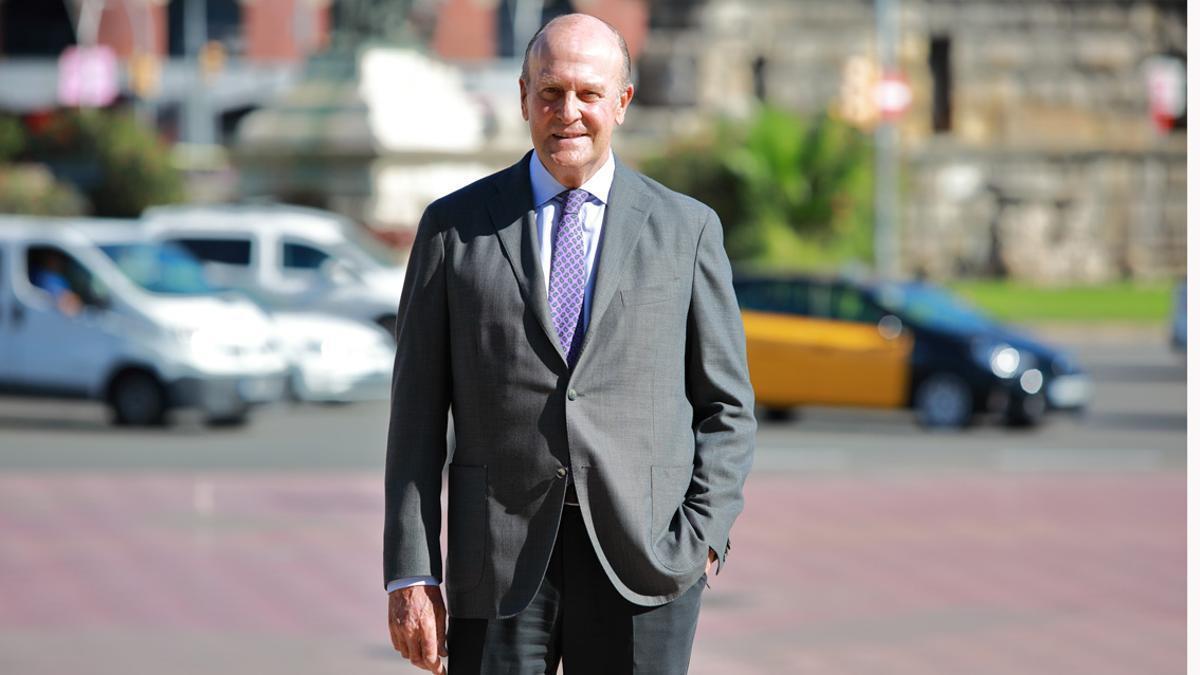 Enrique Lacalle, presidente de Automobile Barcelona.