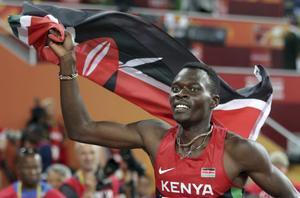 Mor en accident el kenià Nicholas Bett, excampió del món de 400 tanques