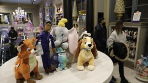 Disney tanca la botiga del Portal de l'Àngel de Barcelona