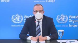 LaOMS asegura que la situación es grave pese a los signos de freno en los contagios, como explica el director de OMS-Europa, Hans Kluge.