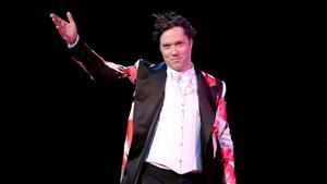 Rufus Wainwright, el pasado 15 de abril, en una actuación en Nueva York.