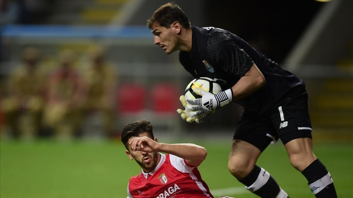 La segunda juventud de Iker Casillas