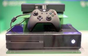 La nueva consola Xbox One de Microsoft.