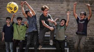 Fotograma de la película 'Hijos del sol'.