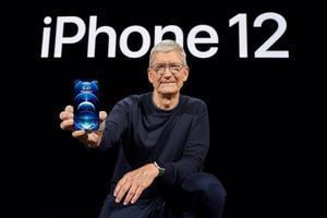 Tim Cook, consejero delegado de Apple.