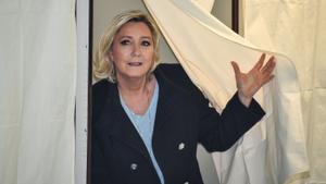 Marine Le Pen en una imagen de archivo.
