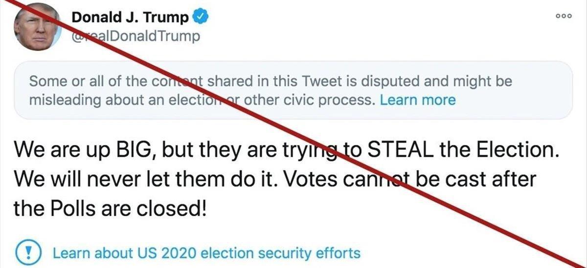 Les xarxes socials miren d'aturar la desinformació