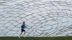 Fer caure el mur de la marató de Barcelona
