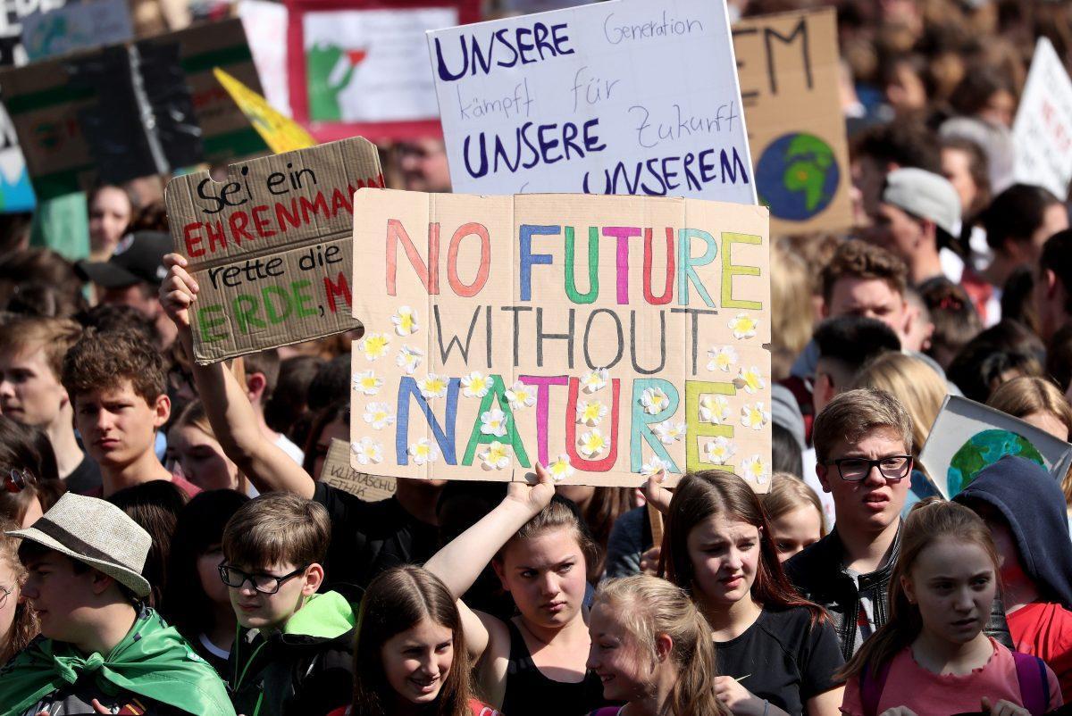 ¿Cal reforçar les mesures contra el canvi climàtic?