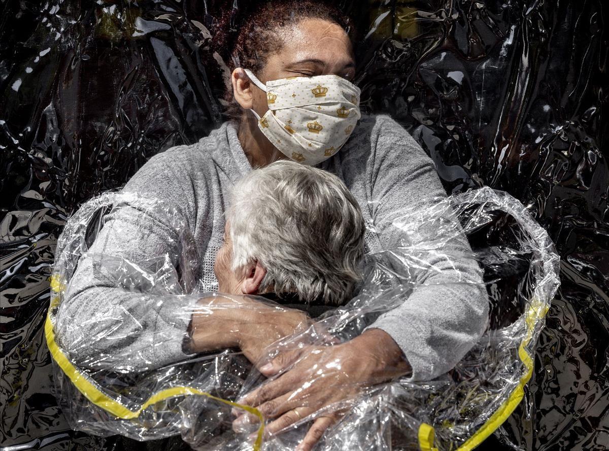La foto premiada del fotógrafo danés Mads Nissen.