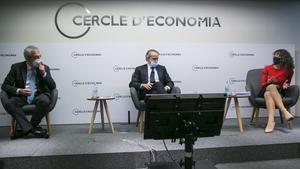 Barcelona  Luis Garicano al Cercle d  Economia  circulo economia