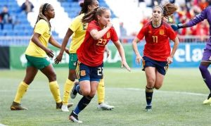Guerrero substitueix García en la selecció femenina de futbol per als partits contra l'Azerbaidjan i la República Txeca