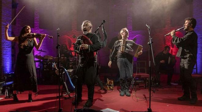 El grupo gallego Luar Na Lubre cerrará esta serie de conciertos de marzo.