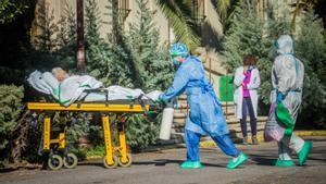 Sanitat notifica 25.438 contagis més de Covid-19 i 408 morts