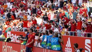 Espanya il·lusiona a mitges davant Portugal