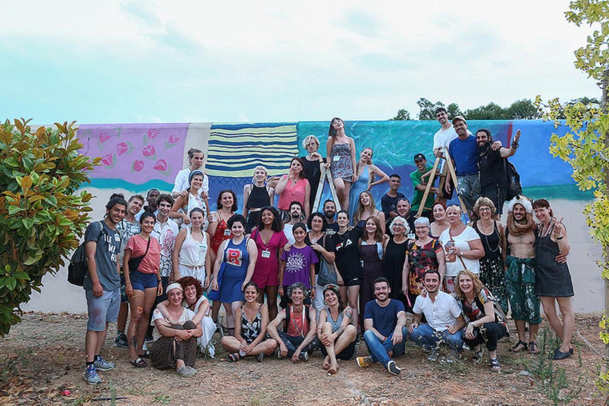 Un total de 40 jóvenes han participado en este proyecto artístico dedicado a dar visibilidad al estigma que arrastran quienes sufren enfermedades mentales