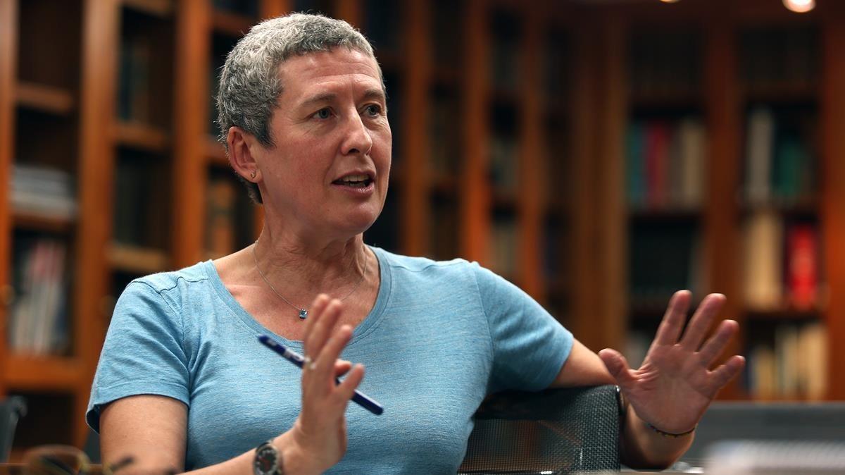 Elena Hernández, coordinadora del departamento de Español al día, de la RAE.