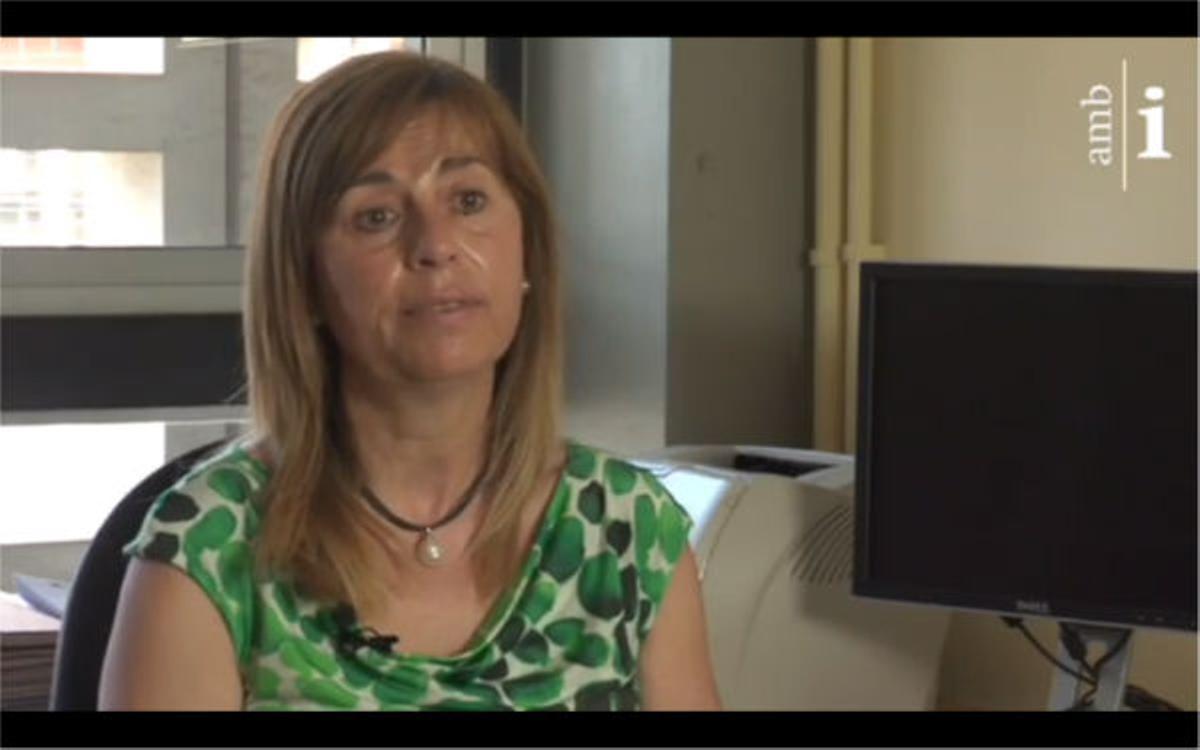 La Catedrática de Hacienda Pública de la UB, Núria Bosch, explica el déficit fiscal de Cataluña con España.