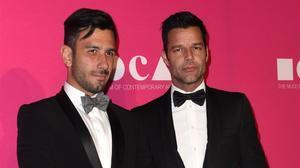 Ricky Martin y su marido, Jwan Yosef.