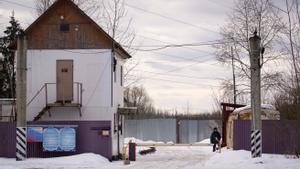 La colonia penitenciaria IK-2 en Pokrov.