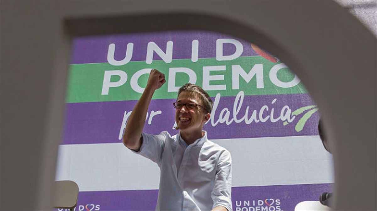 Errejón: Es en Andalucía donde se va a decidir el desempate