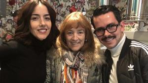 Carmen Maura, ¿posible fichaje de la segunda temporada de 'La casa de las flores'?