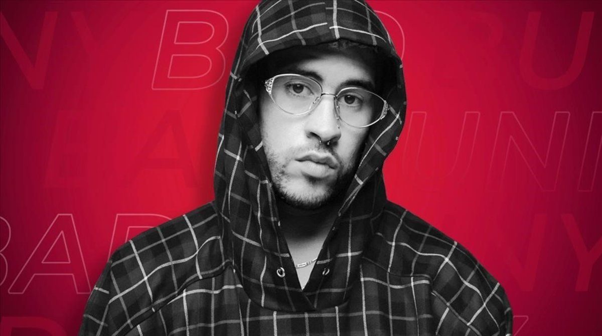 El artista urbano puertorriqueño Bad Bunny.