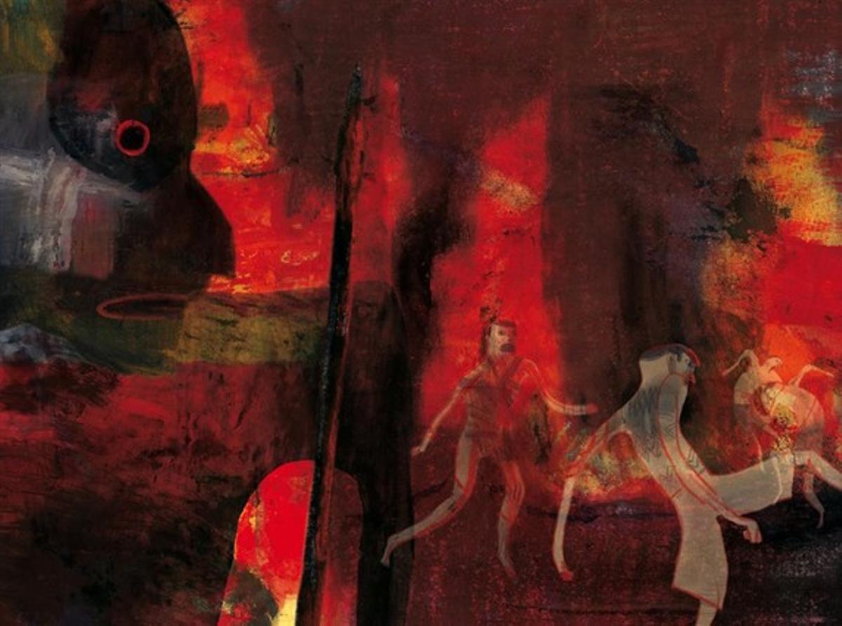 'El señor de las moscas', de Jorge González, premio Junceda Internacional