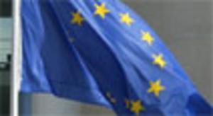 Bandera de la Unió Europea.