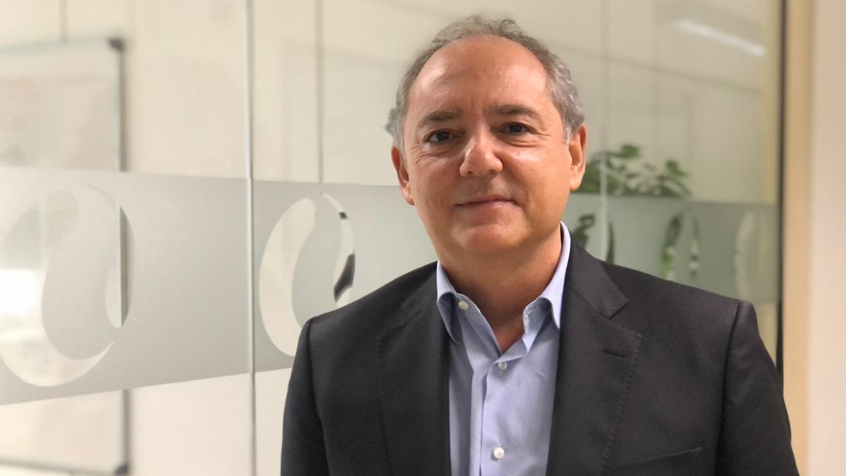 Eduard López, director general corporativo de Inibsa.
