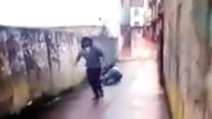La Guardia Civil investiga la agresión a un indigente en O Grove.