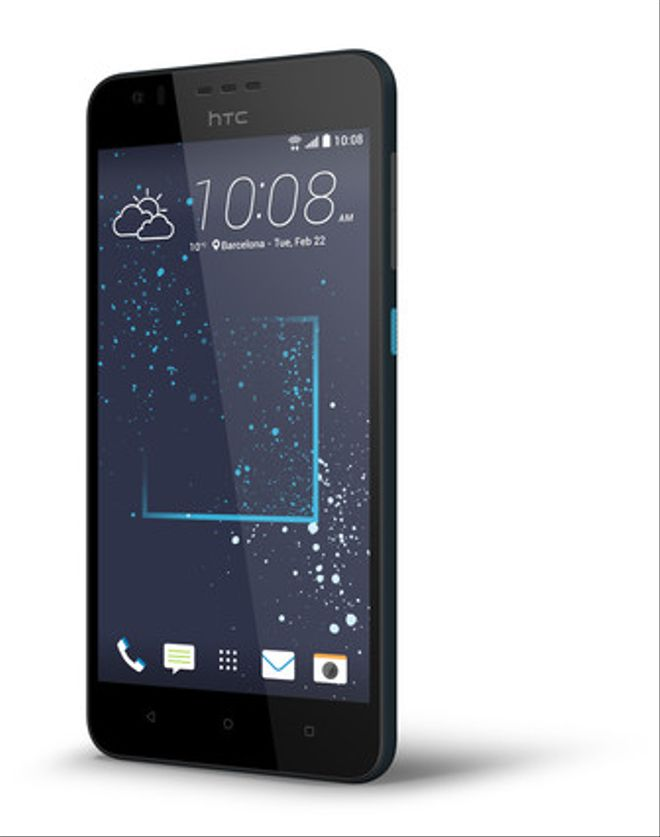 HTC Desire 825.