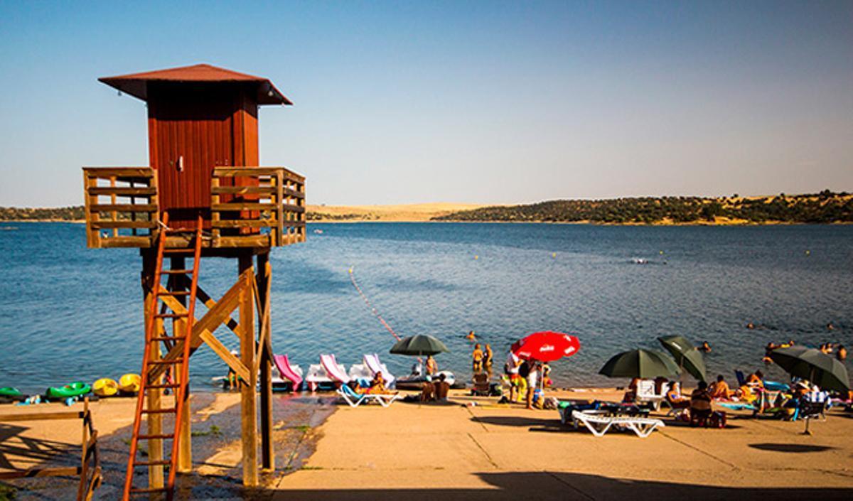 Estas son las 6 mejores playas de interior de España