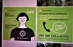 Les atencions del SIAD i al col·lectiu LGTBI de Mataró baixen durant la pandèmia