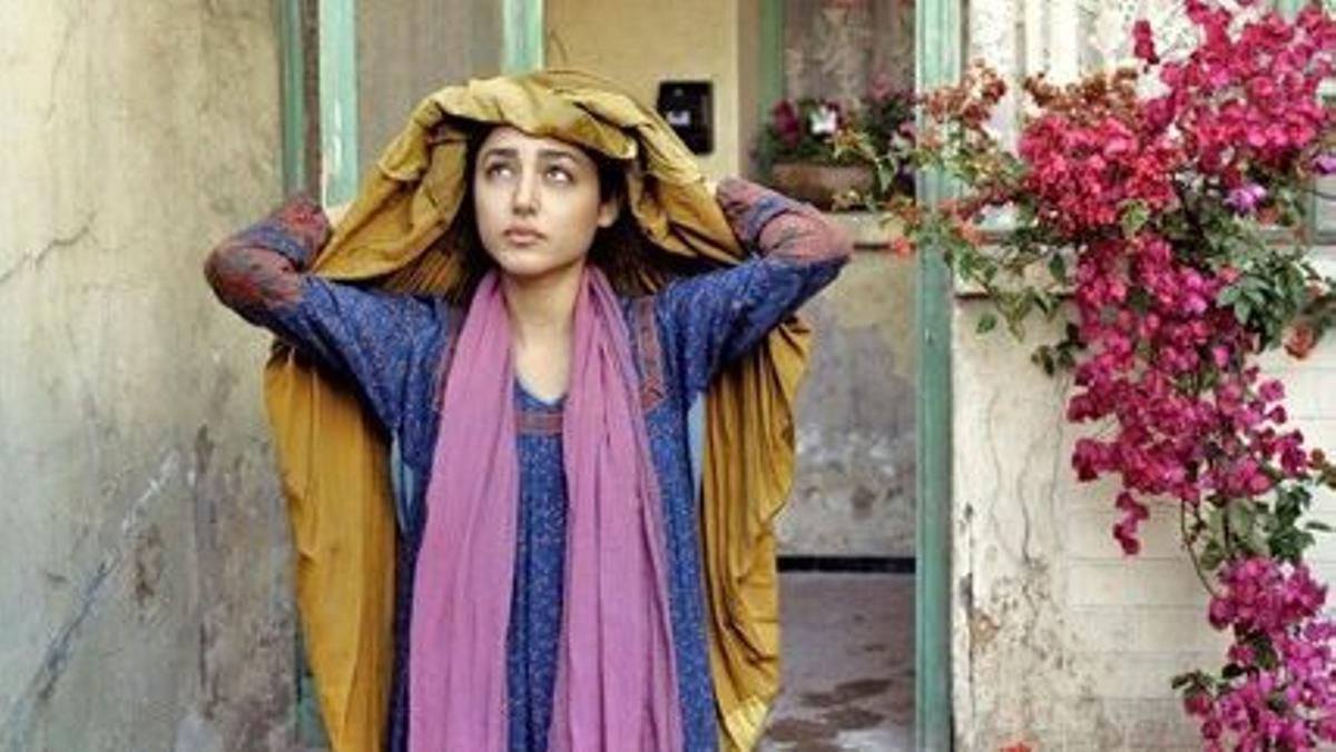 Imagen de la película 'La piedra de la paciencia', basada en la novela homónima de Atif Rahimi y dirigida por el propio autor.